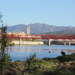 Ebrobrücke in Tortosa