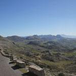 Blick Richtung Osten, NP El Torcal