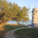 Standplatz Leuchtturm