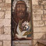 der moderne San Francesco