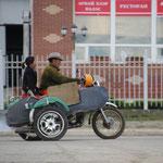 Beiwagenmotorrad, alt