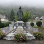 Gedenken an den 1. und 2. Weltkrieg Campan