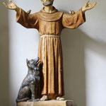 San Francesco con Lupo
