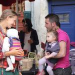 Kinderbegegnung in Enrygues sur Truyere
