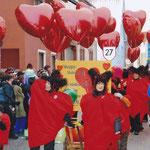 Die Vielharmonischen - Die Vielharmonischen sind in und feiern heut den Valentin