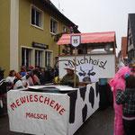 Mewieschene - Milchhaisl Gedächtsniswagen