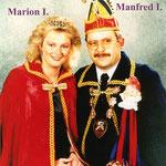 Stegmaier Marion / Ritzal Manfred 1987/88