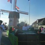 Brosome und Letzenberg Tierpark - Holland-Heimat von Frau Antje Land der Windmühlen