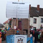 Haubentaucher - Popeye-Schee sinma net awa mehwiestark