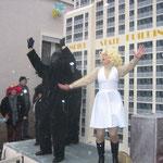 Männer Ballett Malsch - King Kong