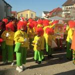 TSV Malsch Dream Team - Hurra, Hurra, die Pumuckl sind da