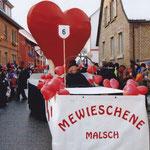 Mewieschene - Valentinstag