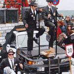 Klabuschdabärlin - Blues Brothers