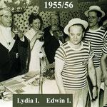 Bühn Lydia / Hipp Erwin 1955/56