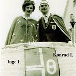 Beigel Inge / Keller Konrad 1967/68