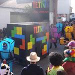 Pfarrjugend - Tetris ... voll verbaut