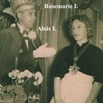 Weidner Rosemarie / Spieler Alois 1956/57