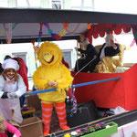 FSG Malsch - Muppetshow in der Sesamstraße