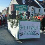 Mälscher Buwe - Brettwald Zwerge