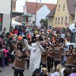 Männer Ballett Malsch - Eskimos