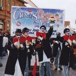 Clowns Junioren - Clowns in love