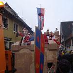 KaGe Blau-Rot - Narrenburg