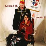 Knopf Annette / Becker Konrad 1992/93