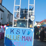 KSV Malsch - Blue-Man-Group