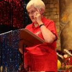 2014 - eine Rentnerin bei der Letzenberg-Sozialstation