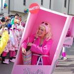 Elwätritsche - Barbie wird 50