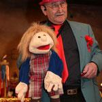 2011 - Bauchredner Richard und soin Enkel Hannes