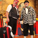2012 - Hannes und Seppl treffen sich am Bahnhof