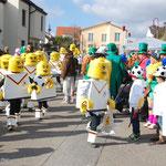 Vogelfreunde - Lego Fußballmannschaft