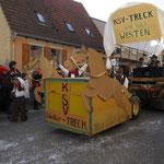 KSV Malsch - KSV-Treck zieht nach Süden