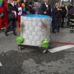 Rumpsteaks - Froschkönig und seine Kaulquappen
