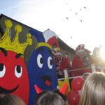 KaGe Blau-Rot - Prinzenwagen