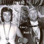 Kenz Lisa / Link Rudi 1961/62