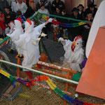 Verein der Vogelfreunde - Hurra, wir leben noch; Vogelgrippe die Zweite