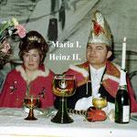 Matha Maria / Laier Heinz 1969/70