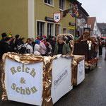 Elwätritsche - Reich und schön