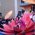 Männer Ballett Malsch - Lotusblume