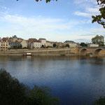 La rivière Dordogne