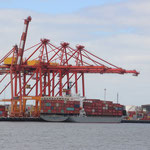 Containerverlad in Fremantle
