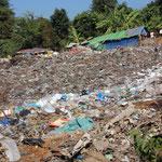 Müllhalde, Hsipaw