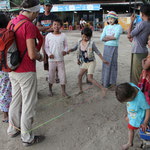 Gummitwist macht allen Freude, Bagan