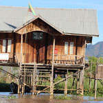 Postoffice, Inle Lake