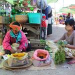 Markttag in Kalaw