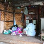 Heim einer 7 Köpfigen Familie, Bagan