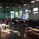 Klassenzimmer für 80 Schüler vom Kindergarten bis 6. Primarstufe