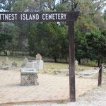 Friedhof Rottnest Island
